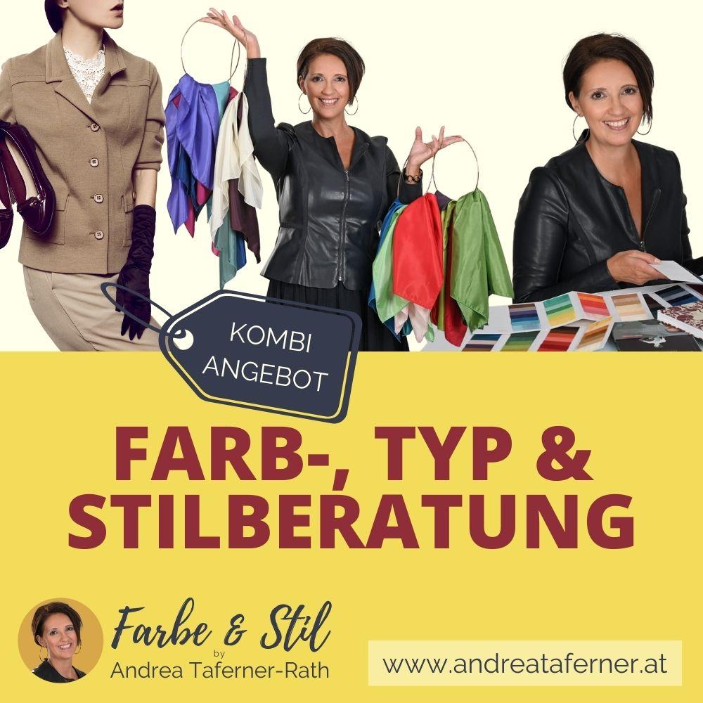 Farb-, Typ & Stilberatung