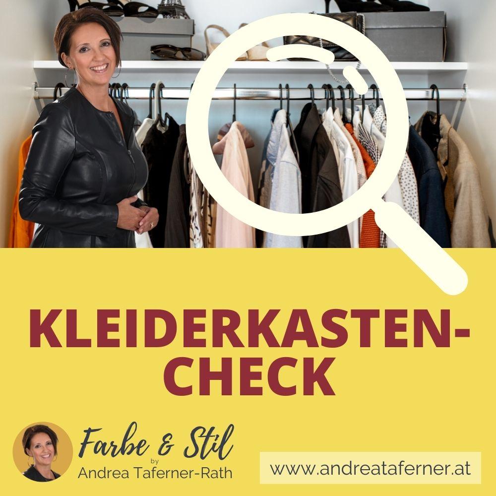 Kleiderkasten-Check