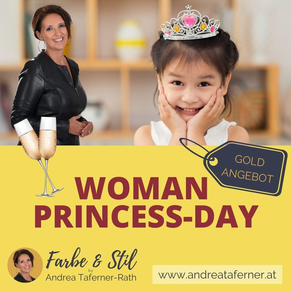 Woman Princess-Day